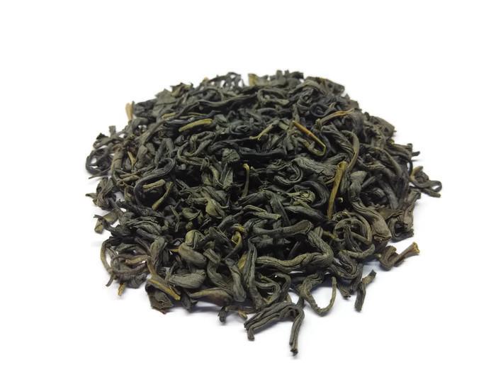 Chun Mee – Vzácné obočí – zelený čaj