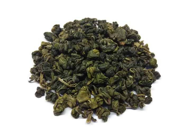 Gunpowder – Střelný prach – čínský zelený čaj