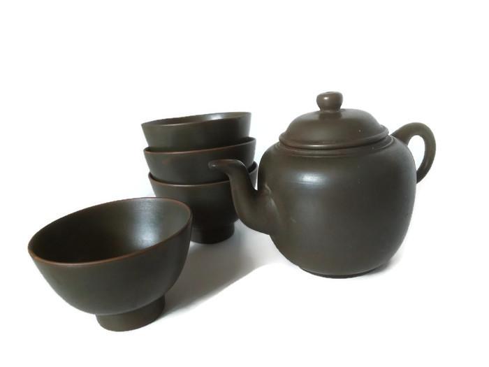 Keramika Ao bizen khaki
