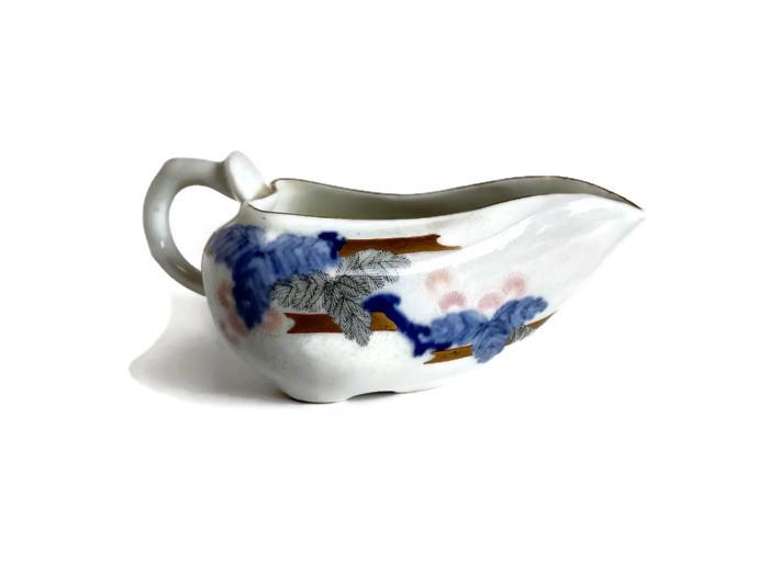 Porcelánové chladítko yuzamashi zdobené