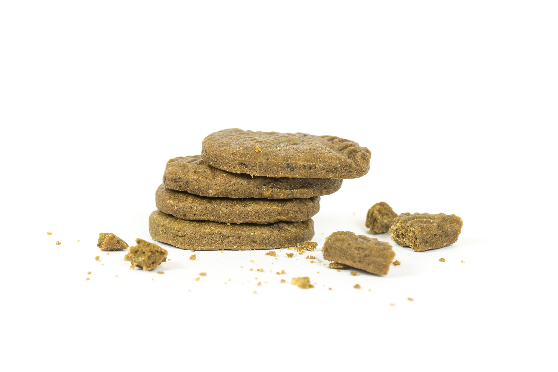 Hojicha máslové sušenky